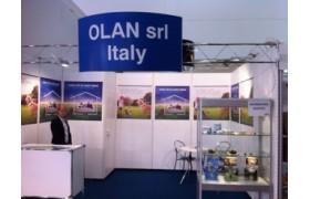 2012 Interzoo Stand Olan